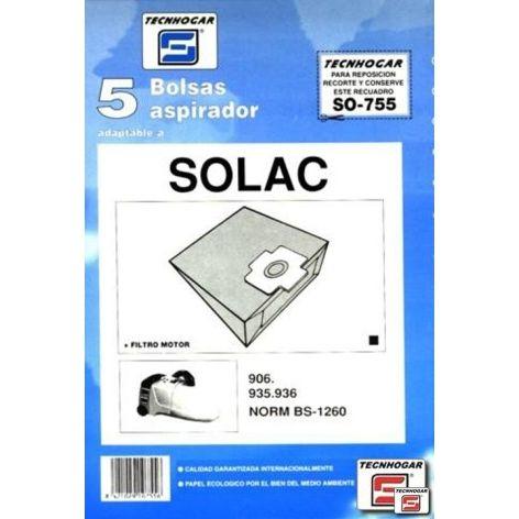 BOLSA ASPI.SOLAC935-936 5P.755