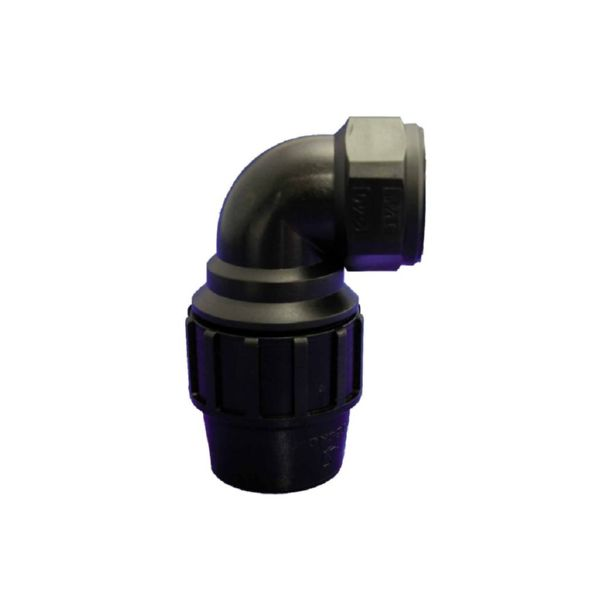 CODO 90º ROSCA HEMBRA Ø 40MM-1 1/4 PP FITTING