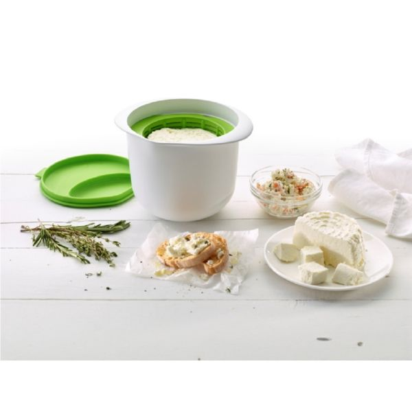 FRESH CHEESE MAKER VERDE