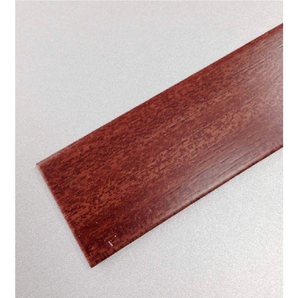 PERFIL PVC PLAQUETA PLANO ADHESIVO SAPELLY 35MMX1MT
