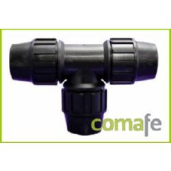 TE IGUAL Ø 25MM PP FITTING