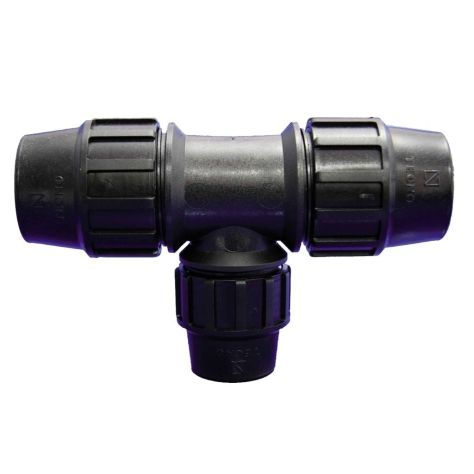 TE REDUCIDA 40-32-40MM PP FITTING